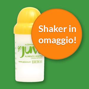 Shaker giallo